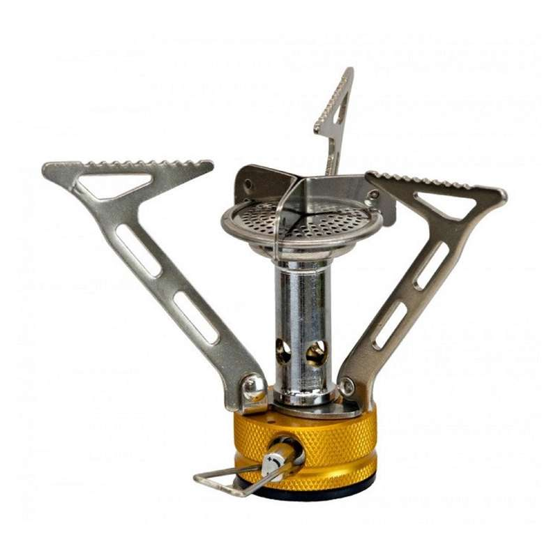 STOVE, GAS, CUTLERY, WATERBLADE TREK Camping - Compact Gas Stove VANGO - Camping Cooking Equipment