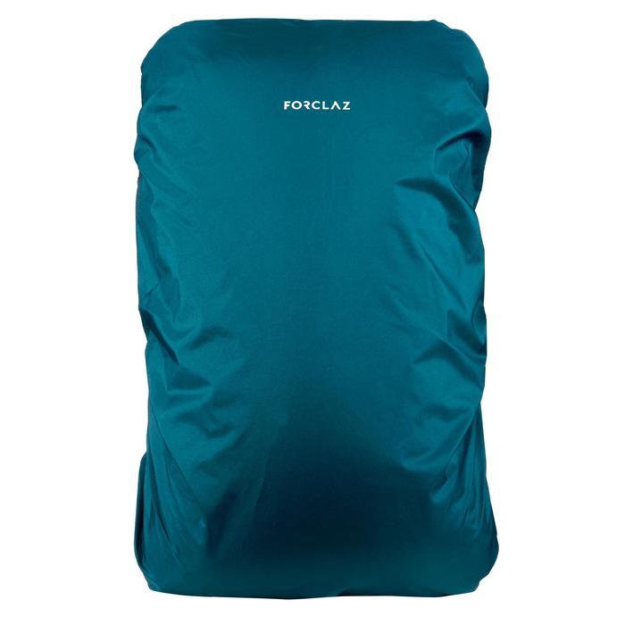 Funda Mochila Impermeable Montaña Trekking Viaje Forclaz 40 60 Litros Lluvia