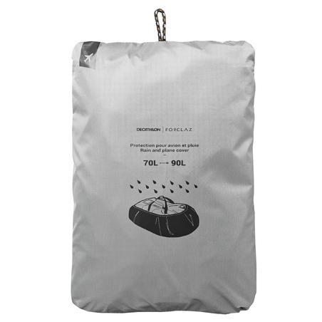 Protège-sac imperméable 70 à 90l
