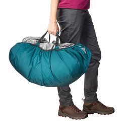 Regen- en transporthoes Travel voor rugzak van 40 tot 60 l