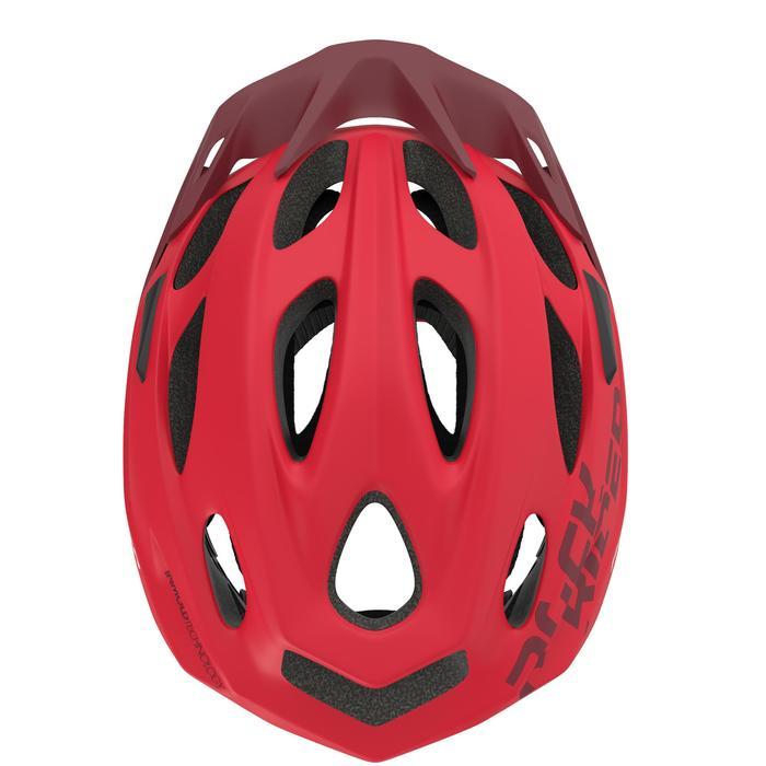 Casque VTT 500 rouge