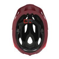 ST 500 Mountain Bike Helmet - Red