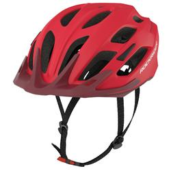ST 500 Mountain Bike Helmet - Red