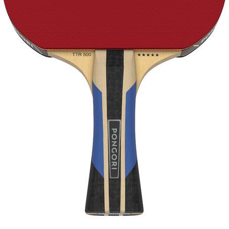 Raquette de tennis de table club TTR 500 5* ALLROUND