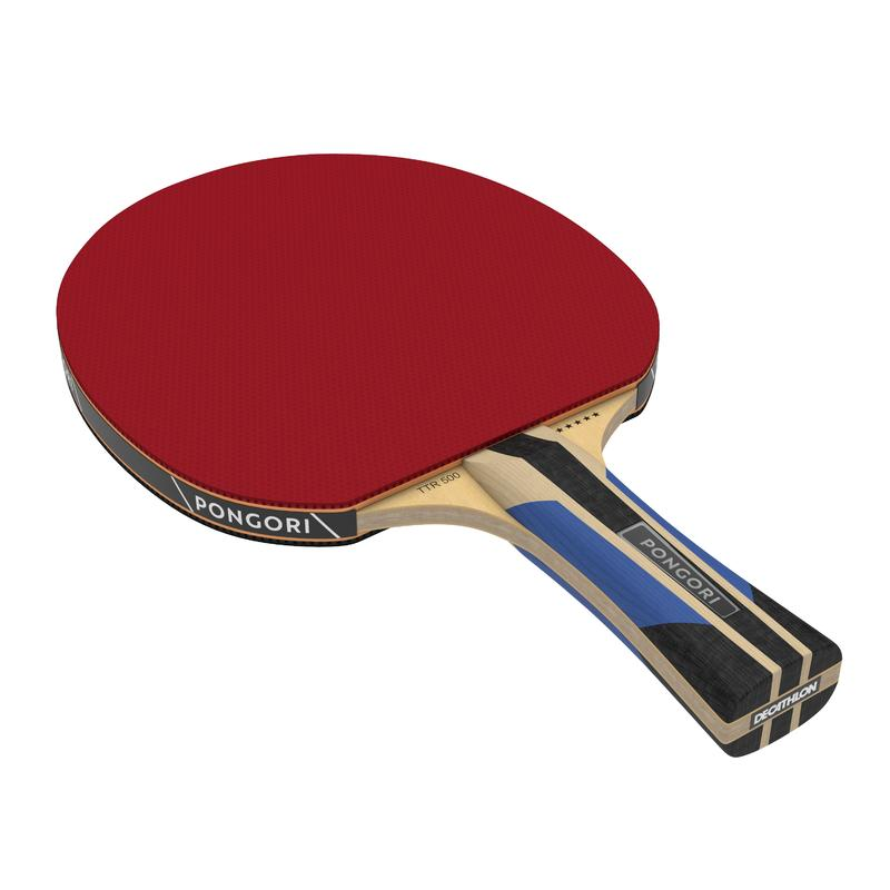 TTR 500 5* Allround Club Table Tennis Bat
