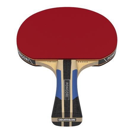 Raqueta de ping pong en club TTR 500 5* ALLROUND