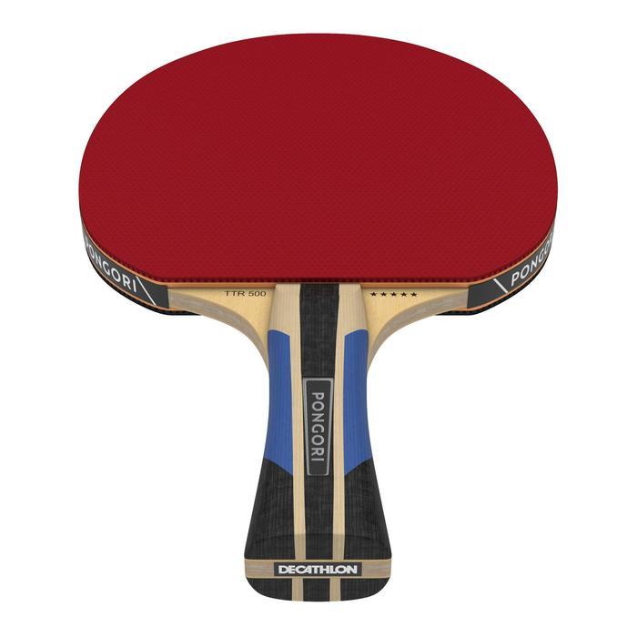 Tischtennisschläger Club TTR 500 5* Allround