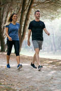 BOTY PRO KAŽDODENNÍ CHŮZI Aktivní chůze - BOTY PW160 SLIP-ON NEWFEEL - Obuv