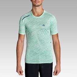 Laufshirt Run Dry+ Herren pastellgrün