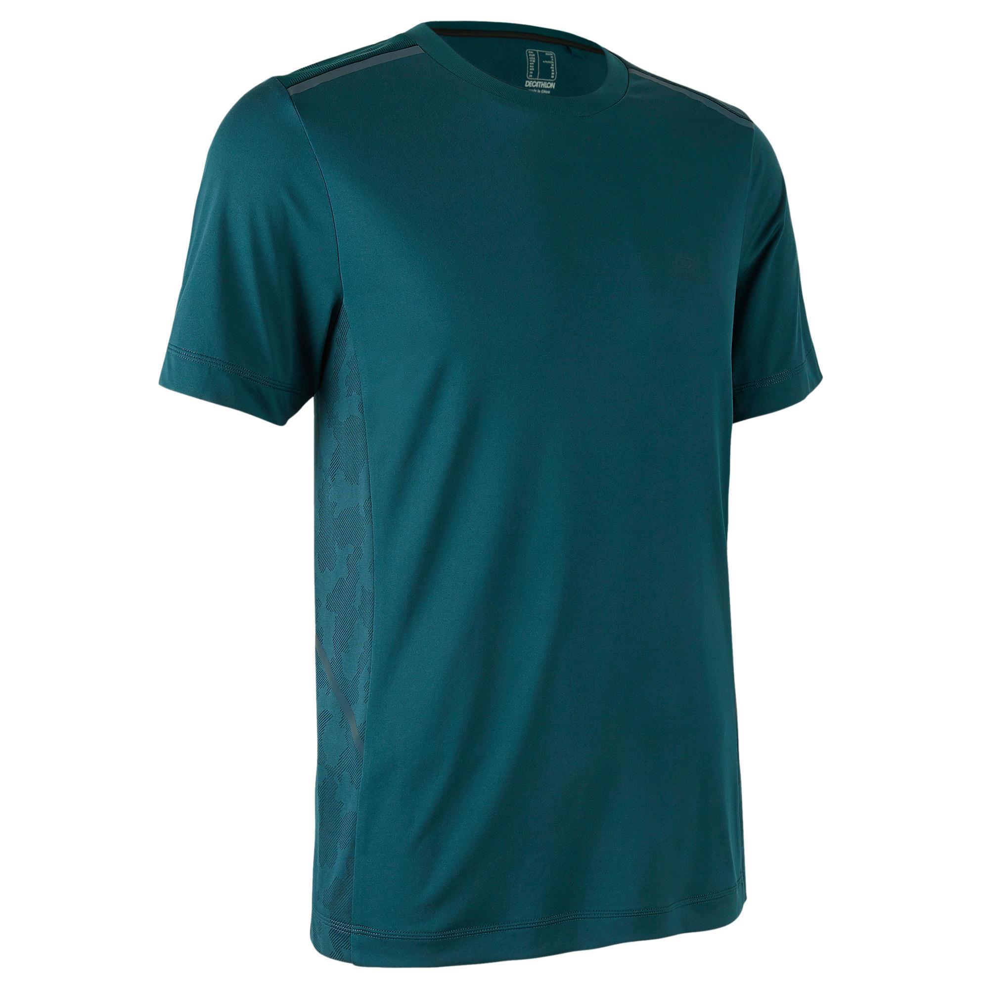 Kalenji T-shirt hardlopen heren Run Dry+ Breathe
