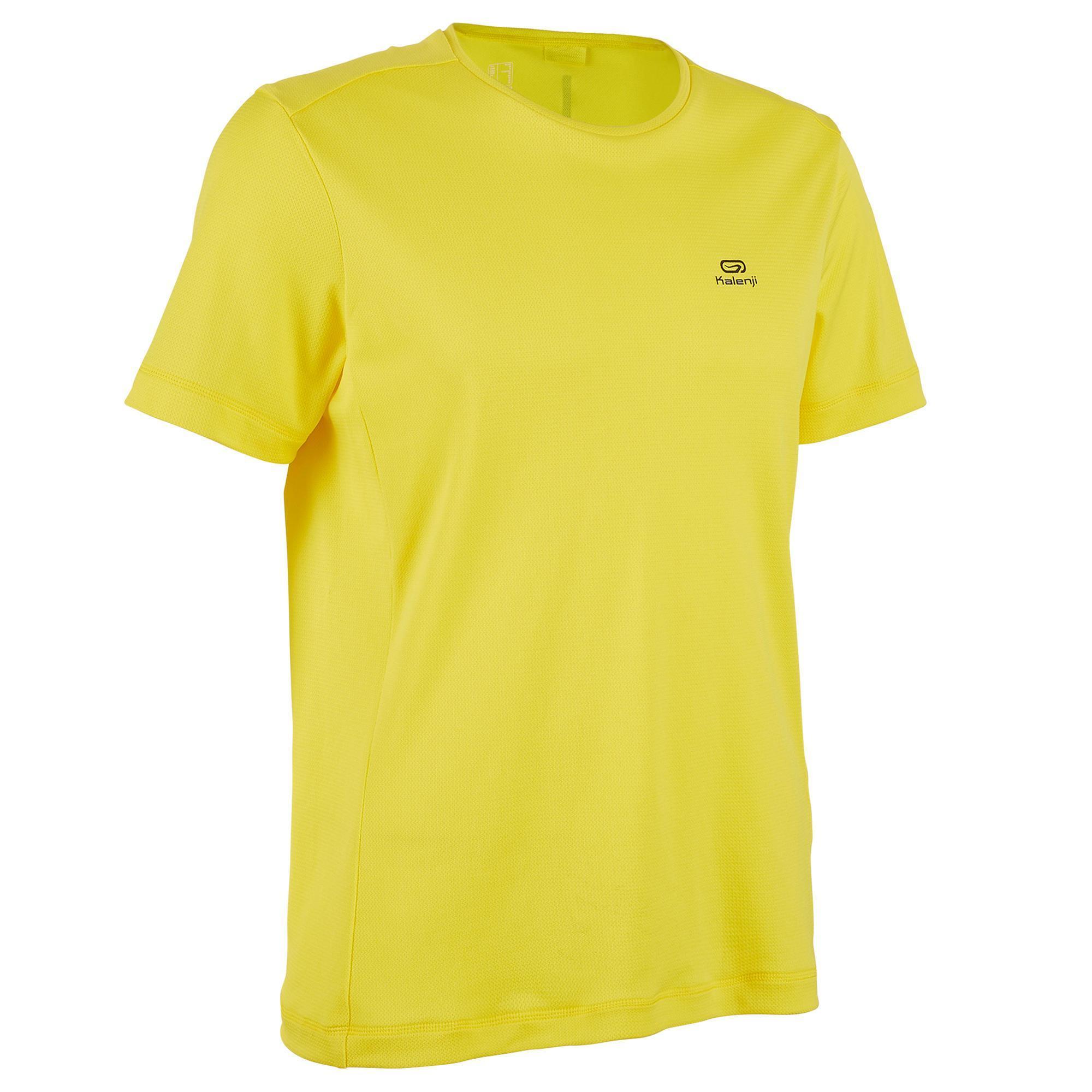 Kalenji Hardloopshirt voor heren Run Dry