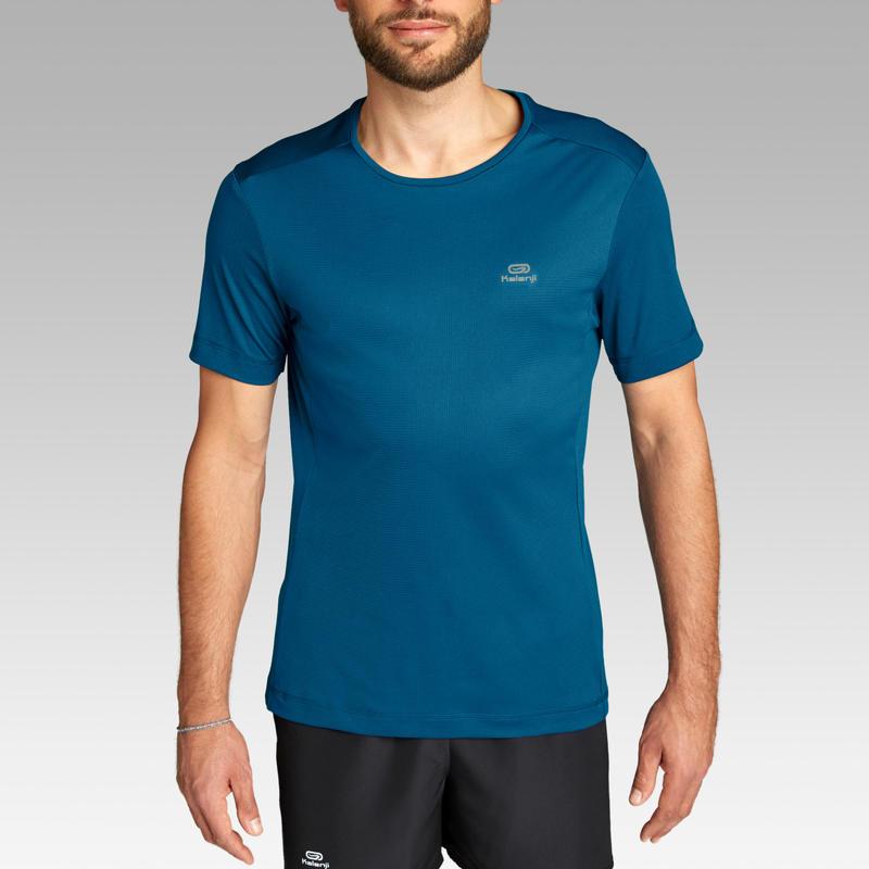 T-shirt de course à pied respirant – Hommes