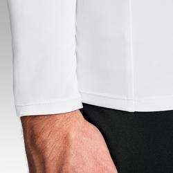 Hardloopshirt voor heren Sun Protect wit