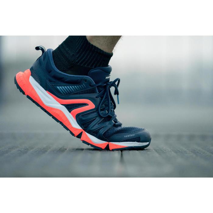 Chaussures marche sportive homme PW 900 Propulse Motion bleu