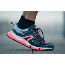 Zapatillas Caminar Newfeel PW 900 Propulse Motion Mujer Azul Grisáceo
