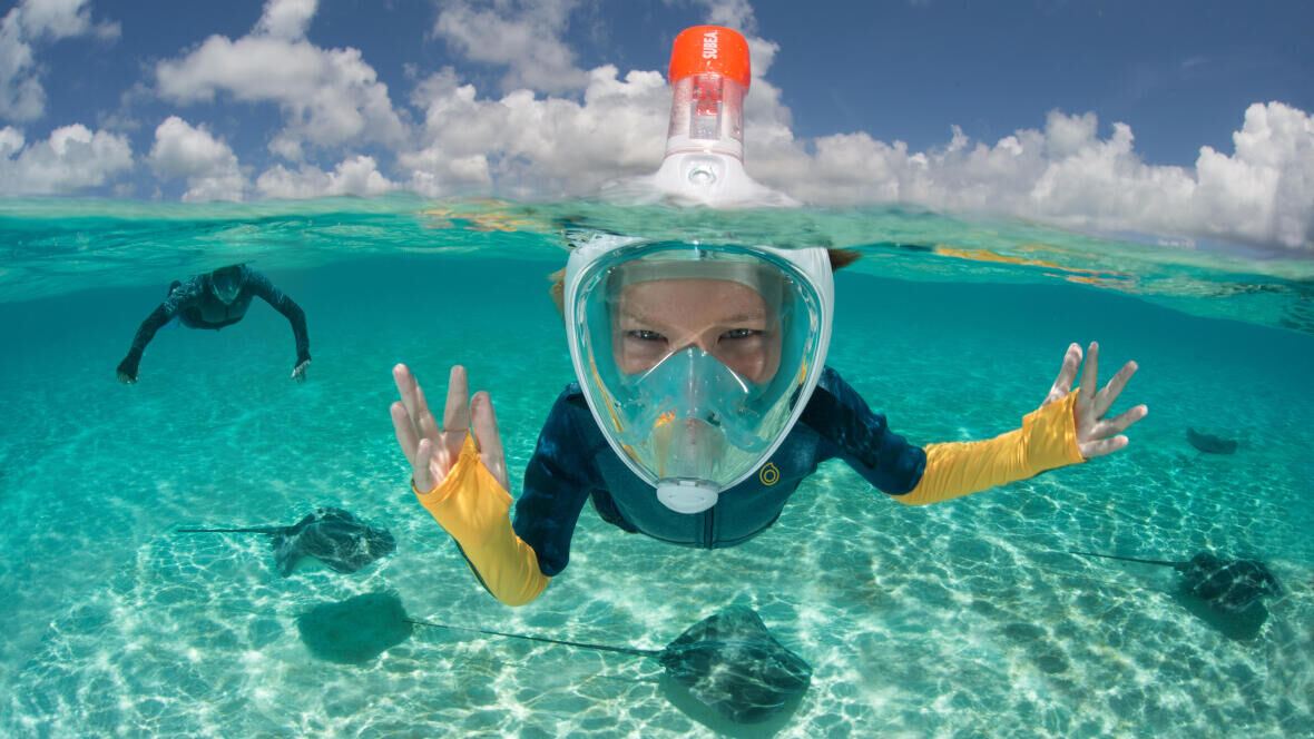 Bora Bora roggen