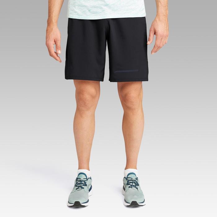 SHORT RUNNING HOMME RUN DRY + BLEU PETROLE