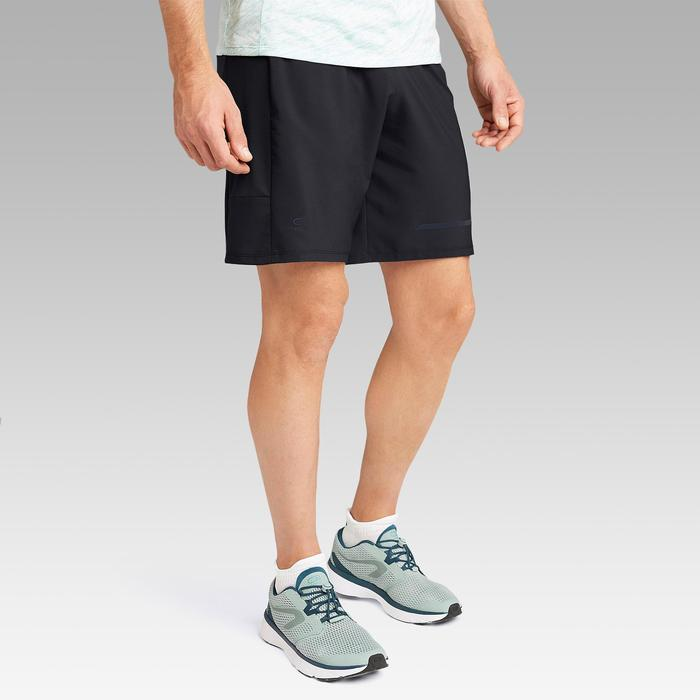 SHORT RUNNING HOMME RUN DRY + BLEU PETROLE