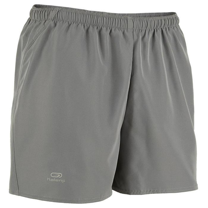 男款跑步短褲Run Dry - 卵石灰