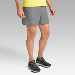 SHORT RUNNING HOMME RUN DRY GRIS
