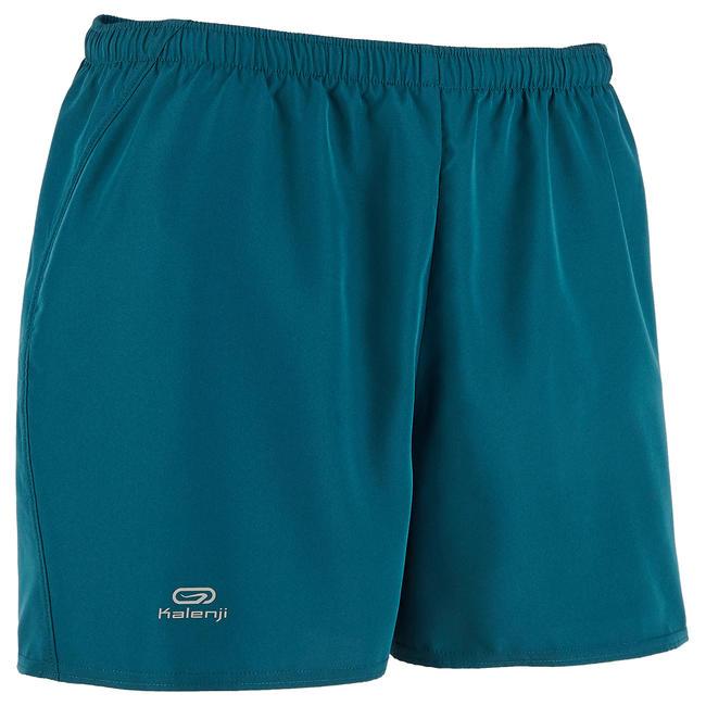 Run Dry Men's Running Shorts - Petrol Blue