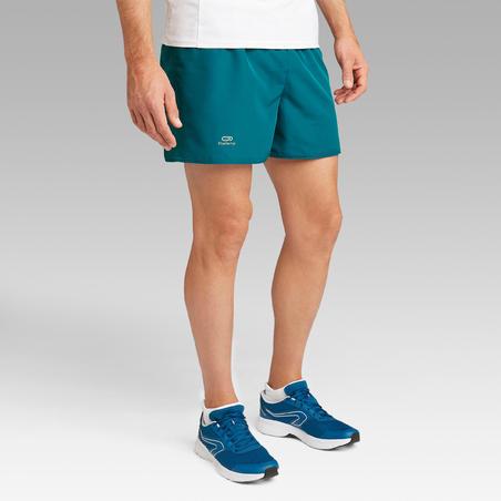 Short Deportivo Running Kalenji Run Dry Hombre Azul