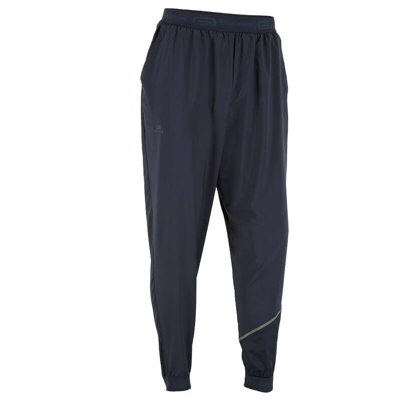МУЖ. ДЖОГ. ОДЕЖДА ДЛЯ ТЕПЛОЙ ПОГОДЫ НЕРЕГ. УРОВ. Спортивные штаны - БРЮКИ ДЛЯ БЕГА RUN DRY МУЖ.  KALENJI - Спортивные штаны