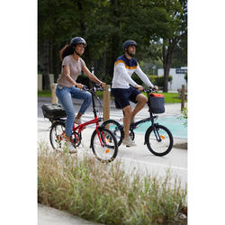 Cesto Traseiro para Bicicleta B'CLIP 500