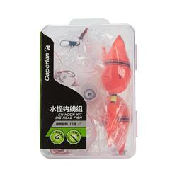 大頭鰱魚鉤SNELLING