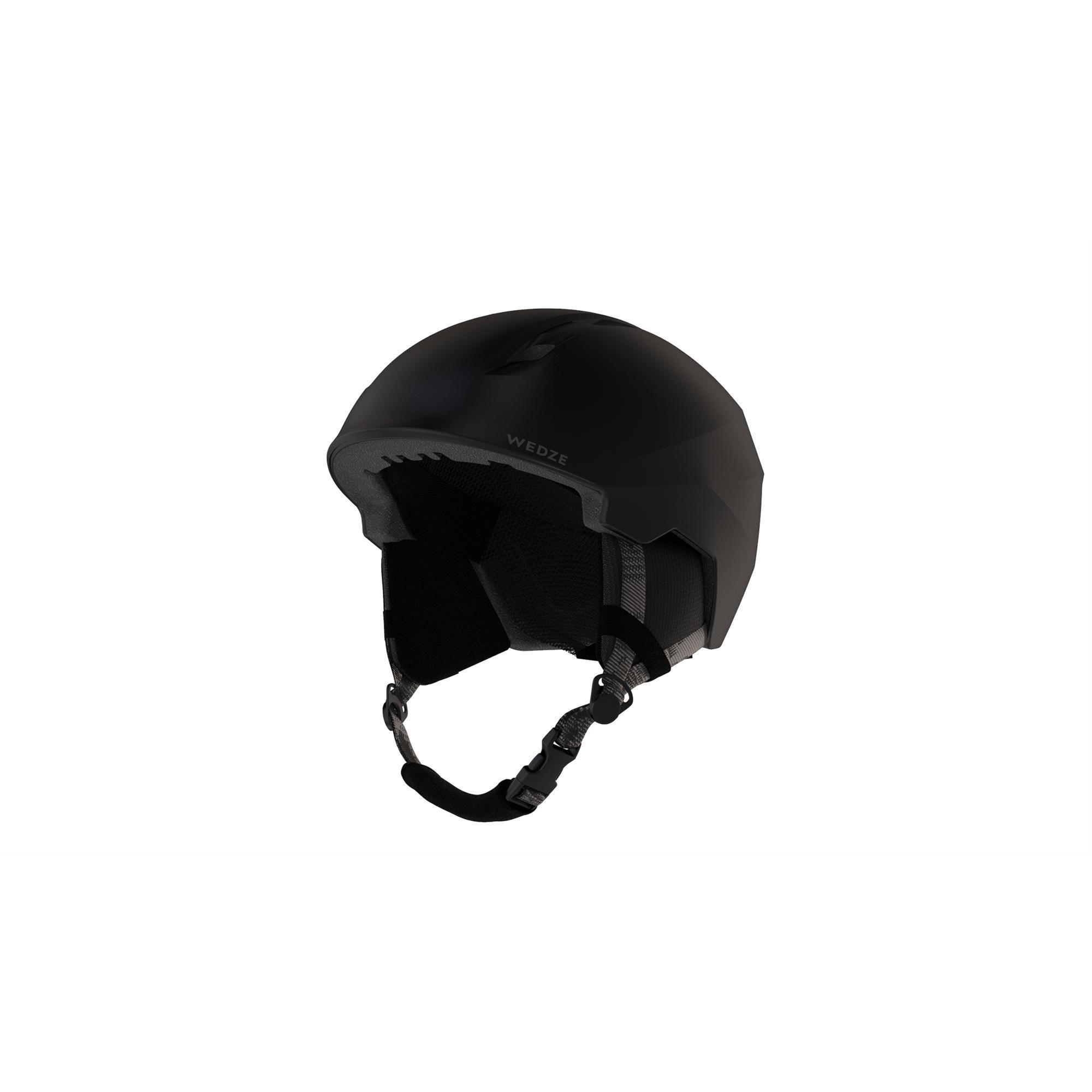 Image of Wed'ze Skihelm PST 500 zwart