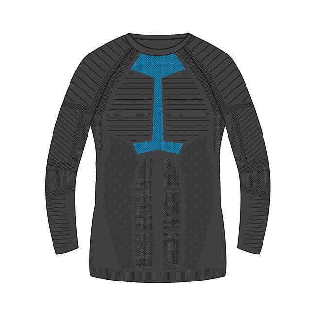 Men's Ski Underwear Top i-Soft - Black