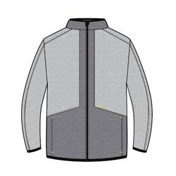 Skionderjas voor kinderen 900 grijs