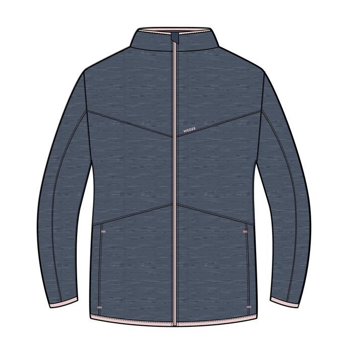 兒童滑雪內襯外套900 - 藍色