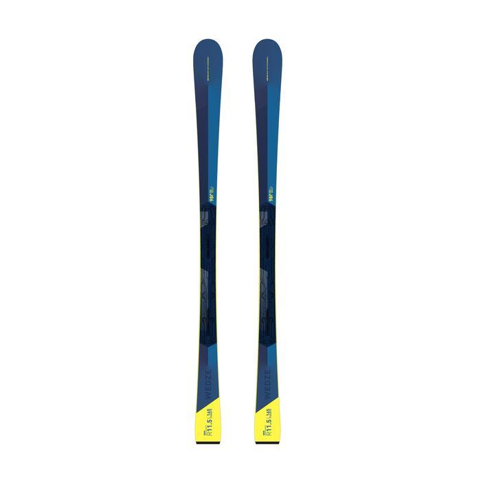 Pisteski's met binding Boost 980 ST blauw