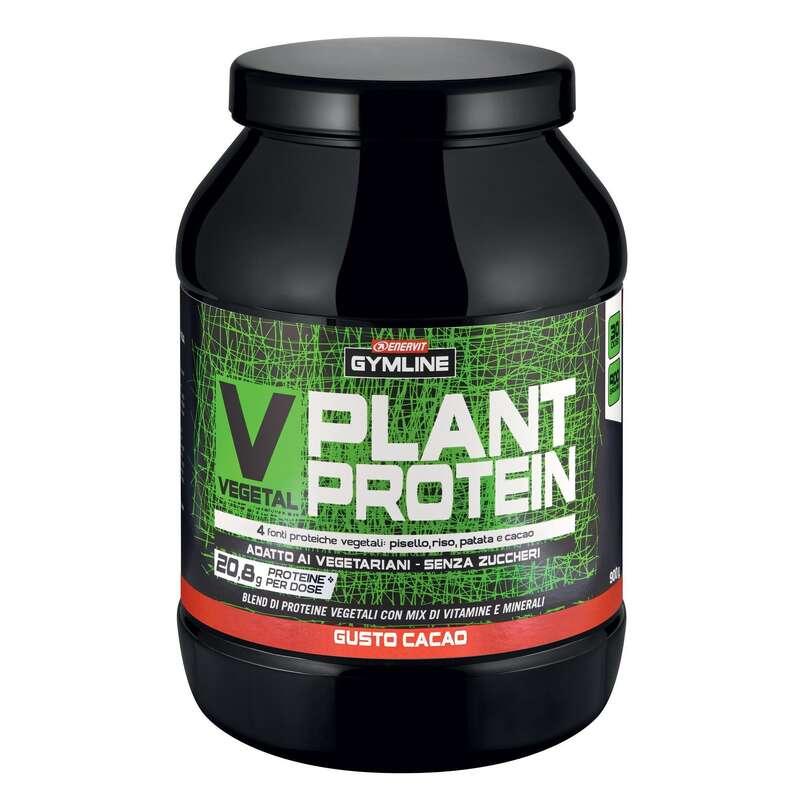 PROTEINE E COMPLEMENTI ALIMENTARI Proteine mantenimento muscolare - Proteine Vegetal Plant Enervit ENERVIT - Boutique alimentazione 2019