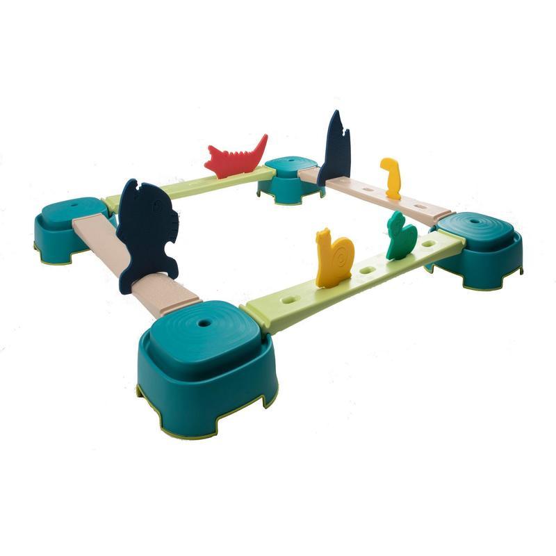 Kit de equilibrio Gimnasia Infantil 2 - 6 años