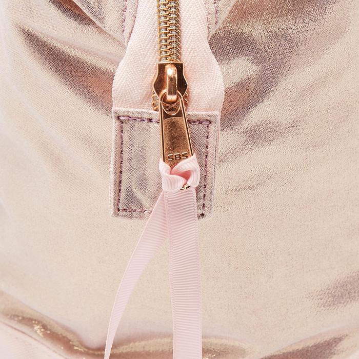 Ballettas voor meisjes roségoud
