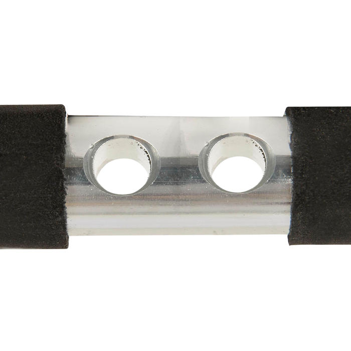 Etarqueur et tournevis plat/cruciforme planche à voile noir