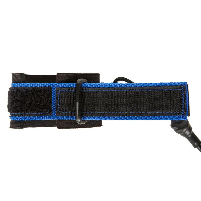 Leash bodyboard 100 poignet