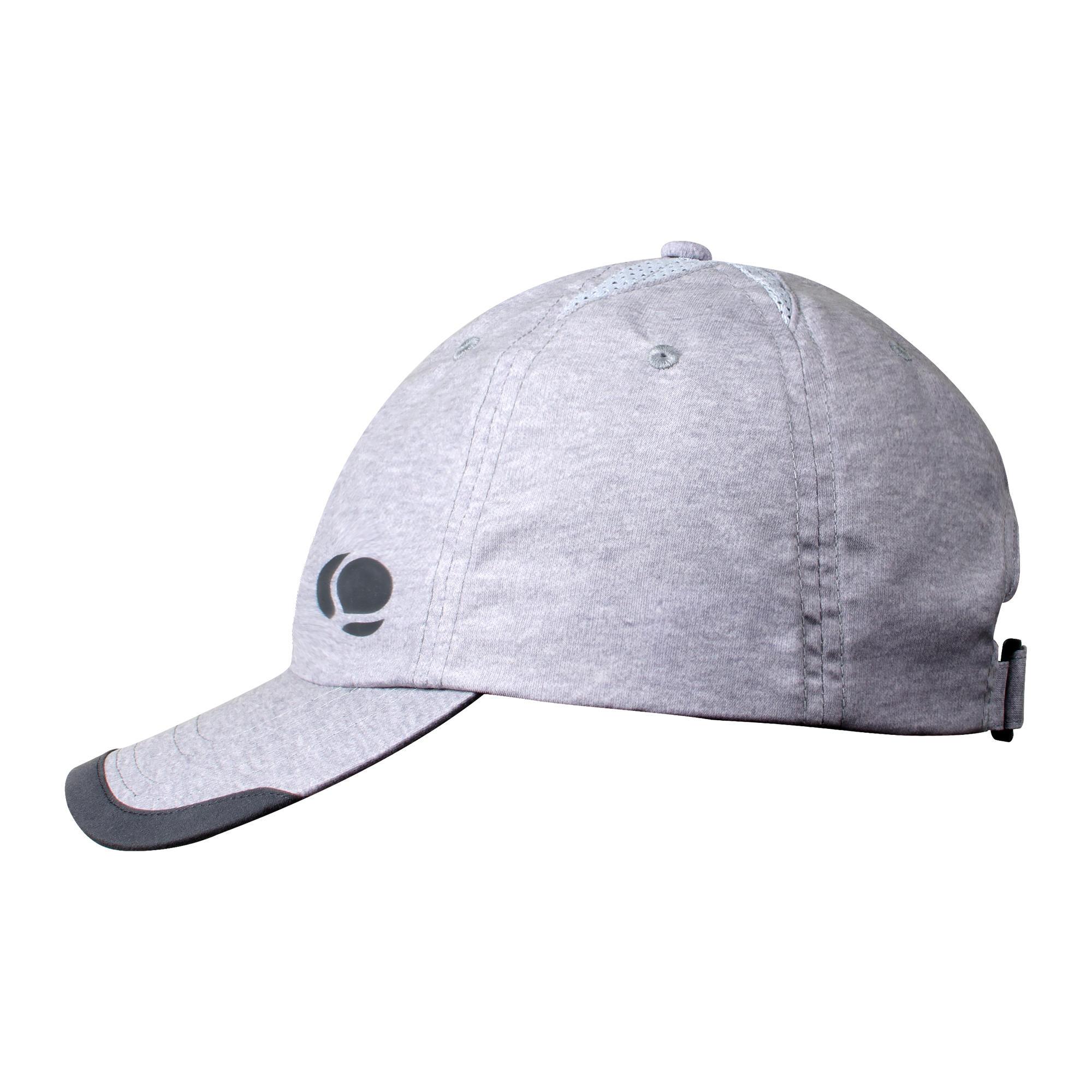 Cap Men/Women - Mottled Grey