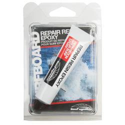 Kit de reparación para tablas de surf de resina epoxi.