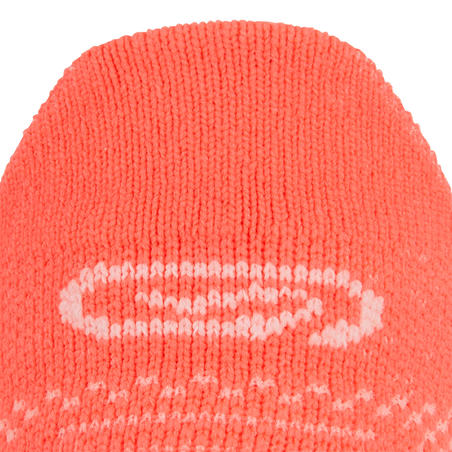 KIPRUN THIN INVISIBLE RUNNING SOCKS - 19 PINK