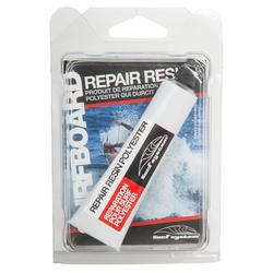 Kit de réparation pour planche de surf en Résine polyester.