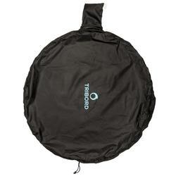 Tasche für Neoprenanzug Surfen schwarz