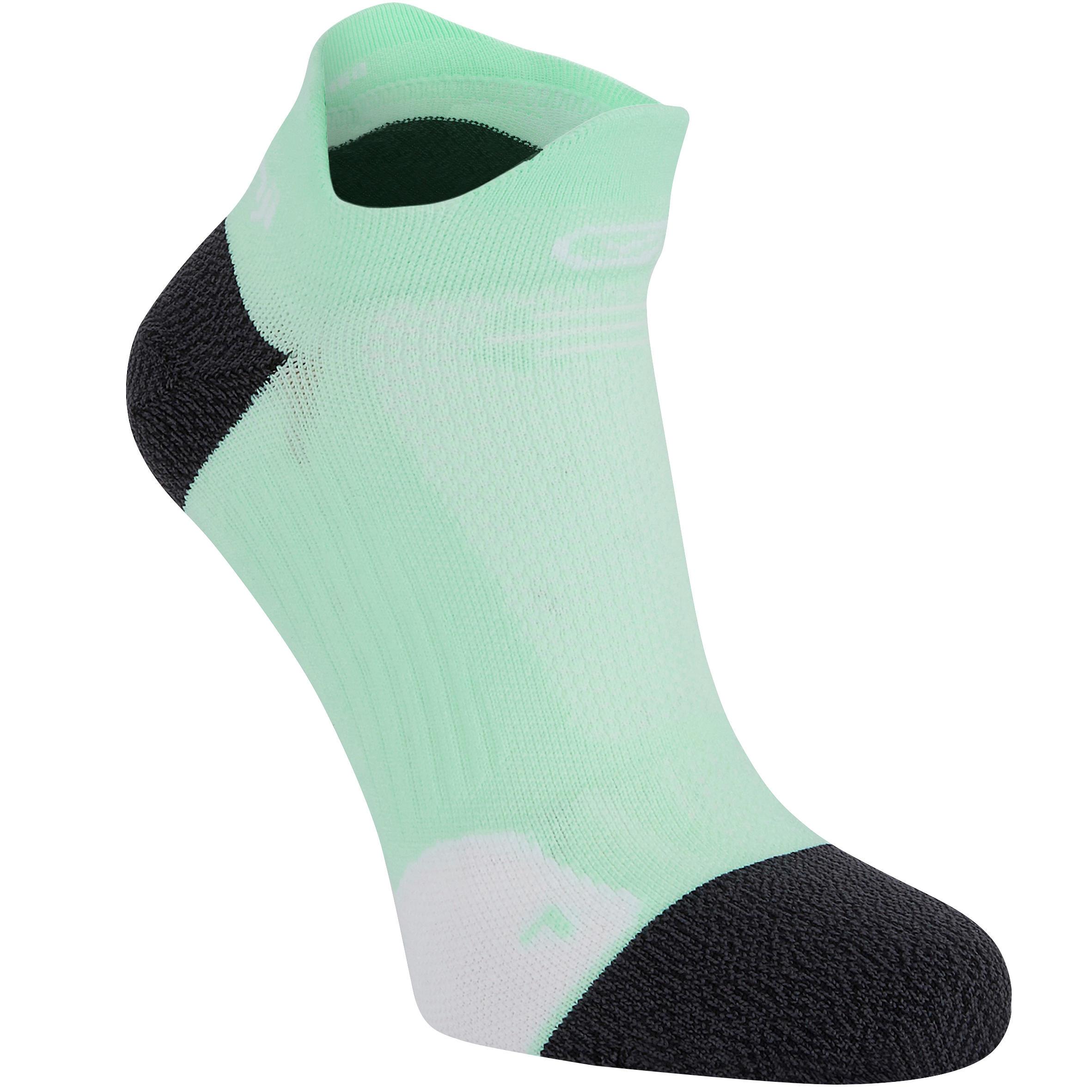 Kalenji Dunne onzichtbare sokken Kiprun kopen