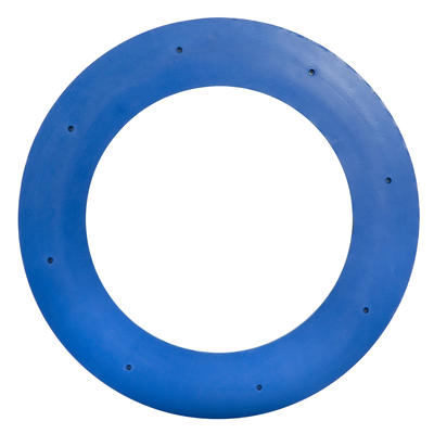 טבעת רכה - כחול