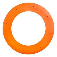Frisbee anneau souple orange