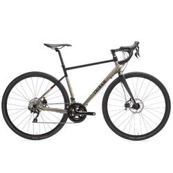 RACEFIETS / WIELRENFIETS TRIBAN RC520 SHIMANO 105, DISC BRAKES GRAVELBIKE