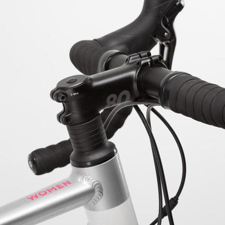 Vélo de route femme Triban régulier