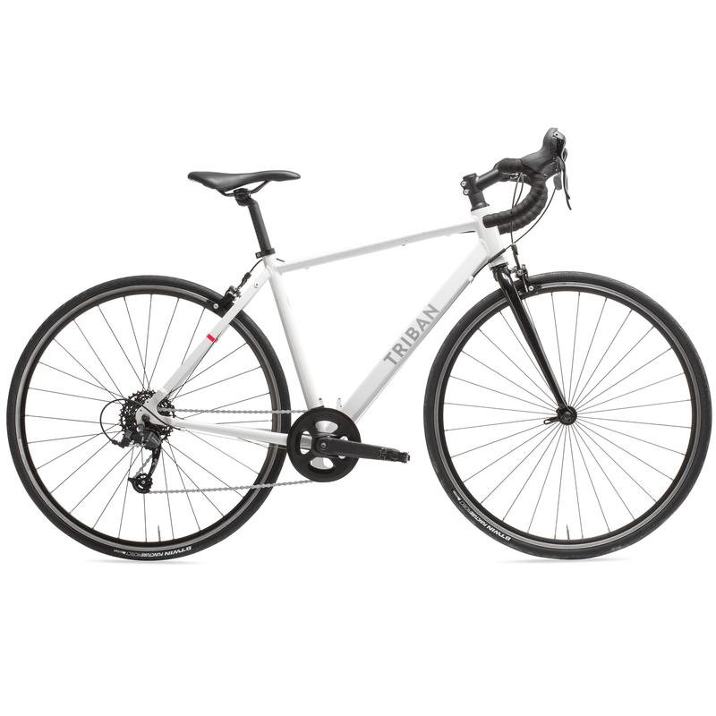 Women's Starter Road Bike - White